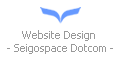 Website Design - Seigospace Dotcom